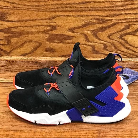 cheap for discount 25e24 a6d7f Nike Air Huarache Drift PRM Black Rush Violet Rush. NWT. Nike.  M 5bf8e2d6a5d7c66af3ad41d2. M 5bf8e2d6baebf690818e5cdb.  M 5bf8e2d661974558e6dbcfaa